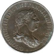 1 Stiver - George III – obverse