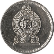 50 Cents (non-magnetic) – obverse