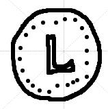 ¼ Bazaruco – reverse
