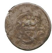 ½ Abbasi / 2 Shahi (Counterstamped) – reverse