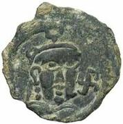 Unknown Æ - Nirtanak (Chach; flat hair) – obverse