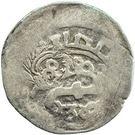 Dirham - temp. Duwa - 1282-1307 AD (tamgha countermark) – reverse