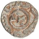 "Jital - Anonymous - 1225-1680 AD (""Jou"" - Ghazna) – obverse"