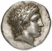 Tetradrachm - Ariston (Olynthos) – obverse
