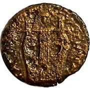 Bronze Æ20 (Olynthos) – reverse