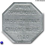10 Centimes (Chalons sur Marne) – obverse