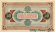 50 Centimes - Chambre de Commerce de Chambéry [73] – reverse