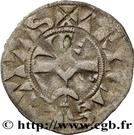 Denier à l'annelet - Henri II – reverse