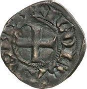 Denier - Jean I of Sancerre – obverse