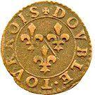 Double Tournois - François (10th type) – reverse