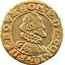 Double Tournois - François (12th type) – obverse