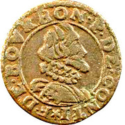 Double Tournois - François (12th type) – obverse