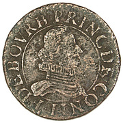 Double Tournois - François (8th type) – obverse