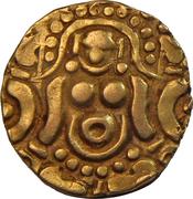 4½ Masaka - Govinda Chandra Deva (Gahadavals of Kanauj) – obverse