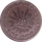 5 Centavos (Constitutionalist Army) – obverse
