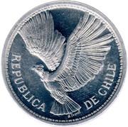 10 Pesos / 1 Condor -  obverse