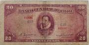 20 Pesos (2 Condores) -  obverse