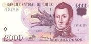 2000 pesos -  obverse