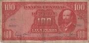 100 Pesos -  obverse