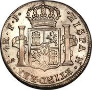 4 Reales - Carlos IV (bust of Carlos IV) – reverse