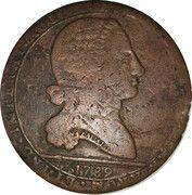Charles IV Proclamation Medal – obverse