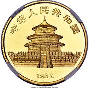 Panda (Gold Bullion Medal) – obverse