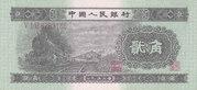 2 Jiao -  obverse