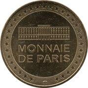 Jeton Touristique - Monnaie de Paris - B.I.C.E. - Salon de Pékin - 15-17 novembre 2019 – reverse