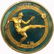 1 Yuan (1982 FIFA World Cup) – reverse