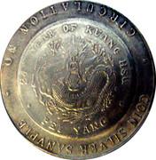 1 Dollar - Guangxu (Pei Yang; Coin Silver Sanvple) – reverse