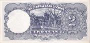 2 Yuan -  reverse