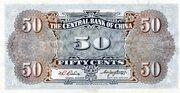 50 Cents – reverse