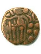 Massa - Raja Raja Chola I – obverse