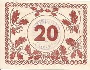 20 Heller (Christofen) -  reverse