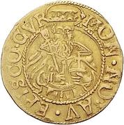 1 Goldgulden - Johann V – obverse