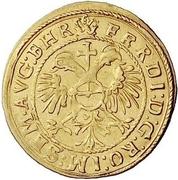 1 Goldgulden - Johann V – reverse