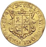1 Ducat - Ulrich VI – obverse