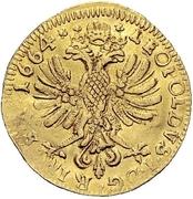 1 Ducat - Ulrich VI – reverse