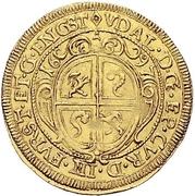 1 Ducat - Ulrich VII – obverse