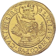 1 Ducat - Ulrich VII – reverse