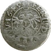 1 Kreuzer - Johann VI – reverse