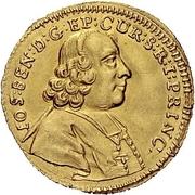 1 Ducat - Joseph Benedikt – obverse