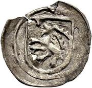 1 Pfennig - Heinrich VI – obverse