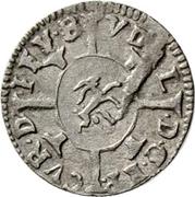 1 Kreuzer - Ulrich VII – obverse