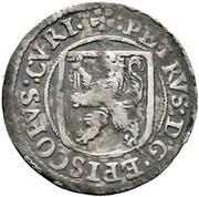 2 Kreuzer - Peter II – obverse