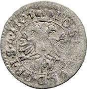 1 Kreuzer - Ulrich VII – reverse