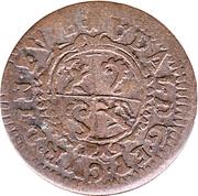 1 Bluzger - Ulrich VII – obverse