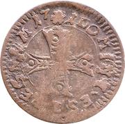 1 Bluzger - Ulrich VII – reverse