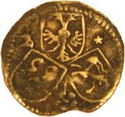 2 Pfennig - Johann VI. Flugi von Aspermont – obverse