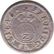 2 Kreuzer - Johann VI – reverse